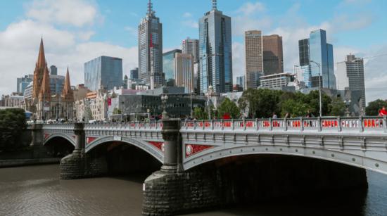 Studies in Melbourne