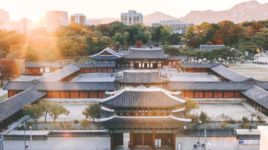 Studying in Seoul