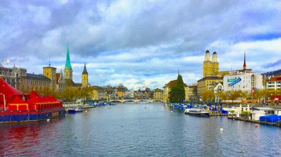 Studying in Zurich