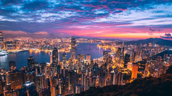 Studying in Hong Kong
